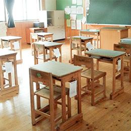日田市内小中学校