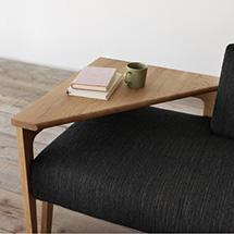 SICURO LD Corner Table