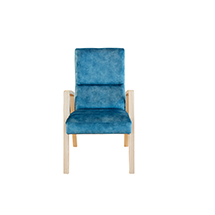 Metro HighArm chair